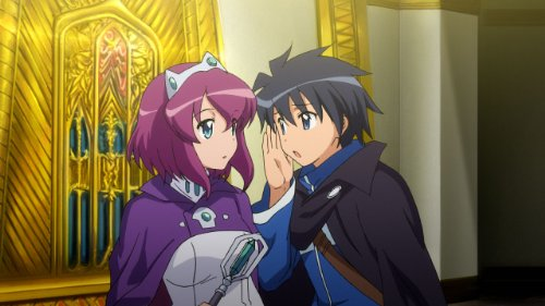 Animation - Zero No Tsukaima F (The Familiar Of Zero F) Vol.1 [Japan DVD] ZMBZ-7701