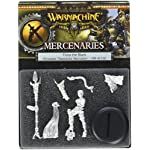 Privateer Press - Warmachine - Mercenary: Fiona The Black Privateer Model Kit 6