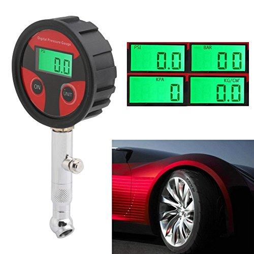 Kangnice Motorcycle Pressure Digital Vehicle