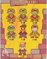TMNT Half Shell Heroes Collectible Figure Mystery Pack 1 Random