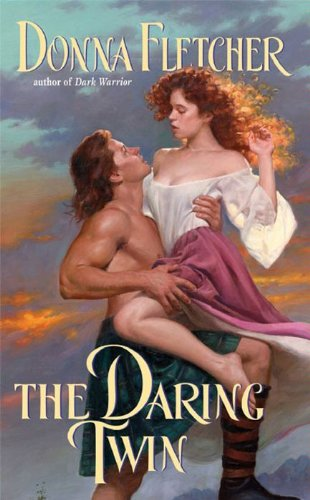 book cover of The Daring Twin