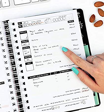 Amazon.com : Fitness Diary - Today Start : Office Products