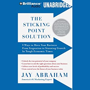 The Sticking Point Solution Audiobook