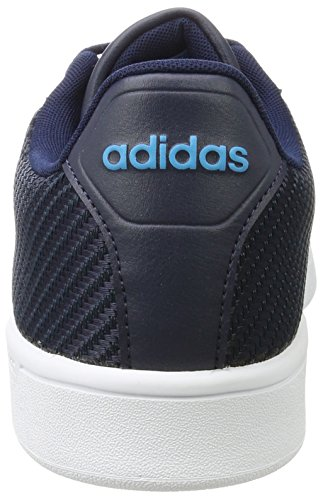 adidas Herren Cf Advantage Cl Sneaker Blau (Collegiate Navy/Collegiate Navy/Solar Blue)