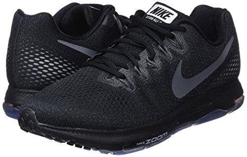 001 Gris Fonc Homme Sentier De Chaussures 878670 blanc Sur Noir anthracite Pour Course Nike noir Bcnq517gyq