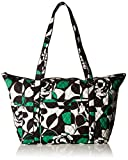 Vera Bradley Women's Miller Bag, Imperial Rose