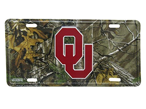 (AES Oklahoma State Sooners OU Realtree Camouflage 6