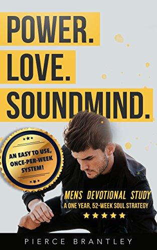 Power. Love. Sound Mind by Pierce Brantley ebook deal