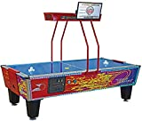 Gold Standard Games Gold Flare Premium Coin-Op Air Hockey Table