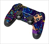 DreamController Top Rated Best PS4 Controller - Comes with COOL Custom Design & Extreme Features like rapid fire, auto spot, jump spot, drop and auto Burst & Much More. (Ugly Controller)