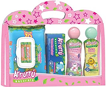 Arrurru Set for Girls/Arrurru Estuche De Ninas