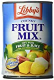 Libby's Fruit Cocktail In Pear juices Concentrate, 15-Ounce Cans (Pack of 12)