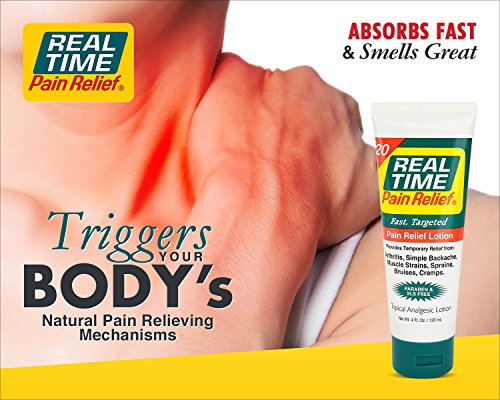 Real Time Pain Relief Pain Relief Cream