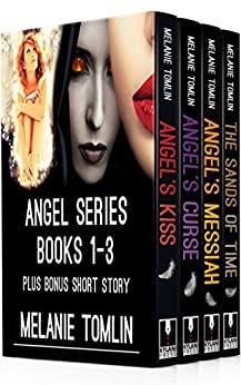 Angel Series Books 1-3 Boxed Set by [Tomlin, Melanie]