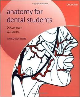 Anatomy For Dental Students Pdf