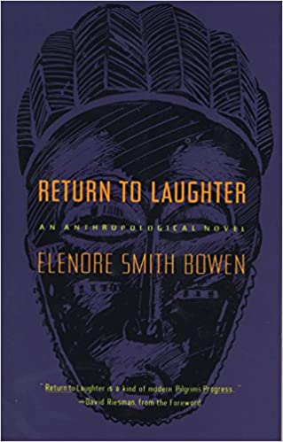 Return To Laughter An Anthropological Novel