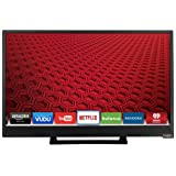 "VIZIO E28h-C1 28-Inch (27.51"" diag.) 720p Smart LED TV (2015 Model)"