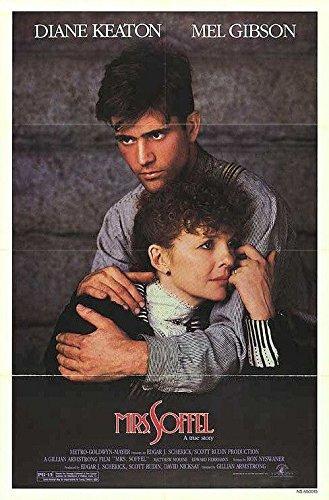 MRS SOFFEL (1984) Starting Authentic Movie Poster 27x40 - ROLLED - Single-Sided - Diane Keaton - Mel Gibson - Matthew Modine - Edward Herrmann