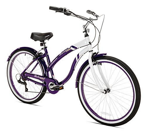 Kent Oakwood Women's Cruiser Bike, 26-Inch ()