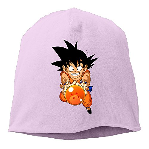 [YUVIA DRAGON BALL Men's&Women's Patch Beanie MountaineeringPink Caps Hats For Autumn And Winter] (Supergirl Costume Size 22)