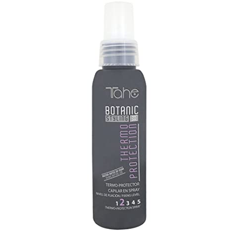 Tahe Botanic Styling Thermo Protection Spray Termo-Protector Ideal para Proteger del Uso de Planchas