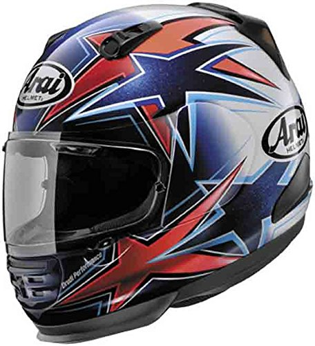 Arai Helmets Replacement Parts For Defiant Helmets - Shield Covers - Asteroid Red - 5169 Arai Helmets Replacement Shield Covers
