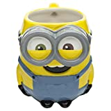 Zak Designs DESZ-8514 Minions Coffee Mugs, Sculpted, Movie Bob Deal (Small Image)