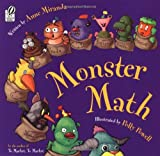 Monster Math, Anne Miranda, 0152165304