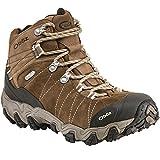 Oboz Bridger Mid B-Dry Hiking Boots - Women's Walnut 8.5 Wide