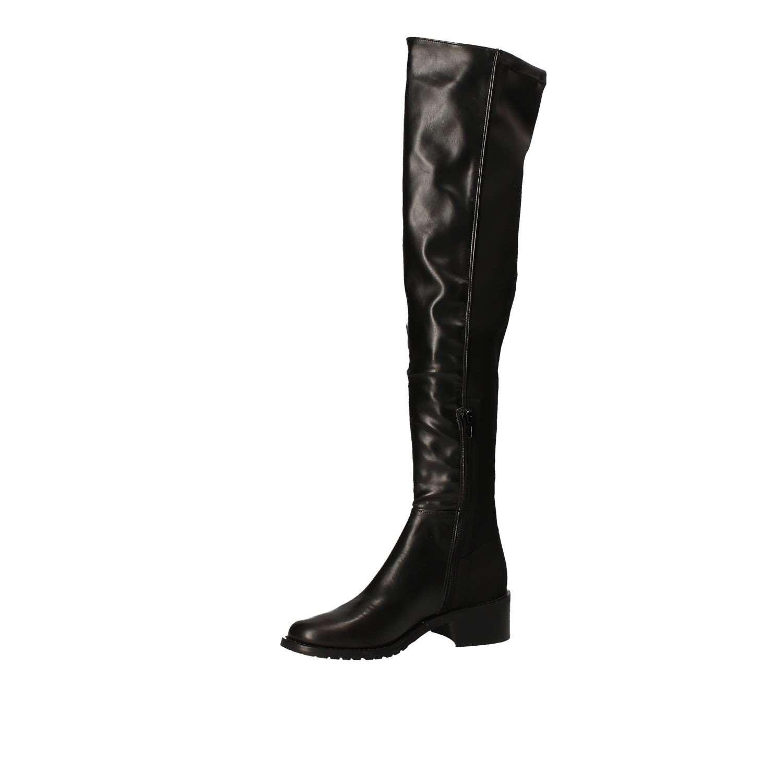 GRACE Schuhe 0575 Stiefeletten Frauen - Schwarz 37 - Frauen 54b843