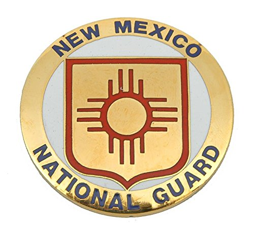 New Mexico National Guard M1 Carbine Stock Medallion
