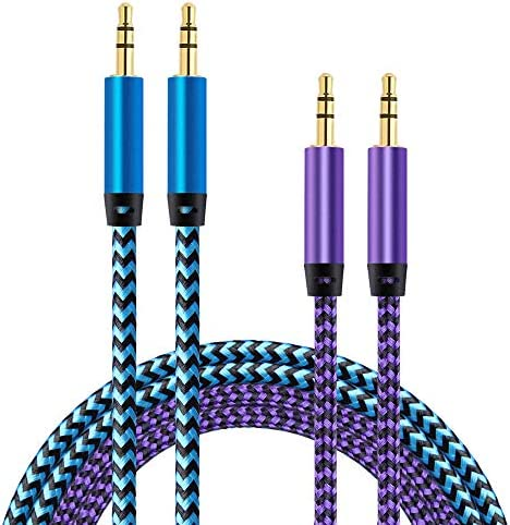 Auxiliary Braided Compatible Headphone Samsung product image
