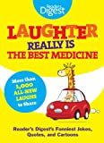 This collection of laugh-out-loud jokes, one-liners, and other lighthearted glimpses of life-drawn from Reader's Digest magazine's most popular humor columns-is sure to tickle the funny bone. Packed with more than 1,000 jokes, anecdotes, cartoons, qu...