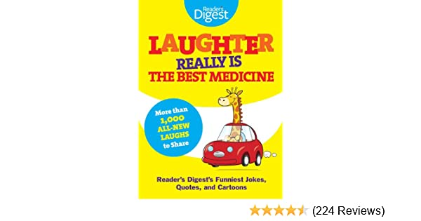 Laughter really is the best medicine americas funniest jokes laughter really is the best medicine americas funniest jokes stories and cartoons kindle edition by editors of readers digest fandeluxe Images