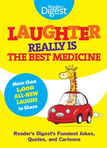 Laughter Really Best Medicine Americas ebook product image