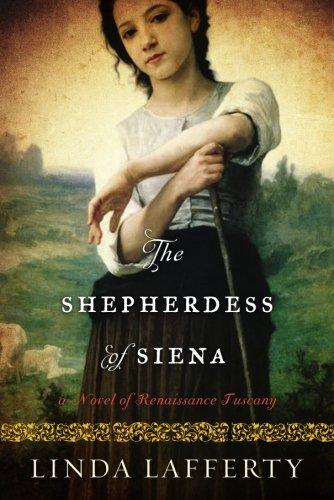 Shepherdess Siena Novel Renaissance Tuscany product image