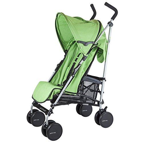 guzzie+Guss Sparrow Stroller, Green GG104GREEN