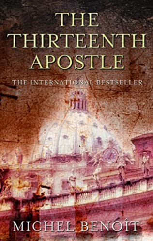 book cover of The Thirteenth Apostle