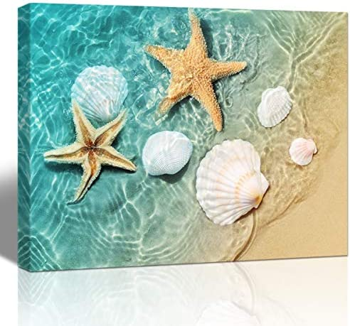 Purple Art Starfish Pictures Decoration product image