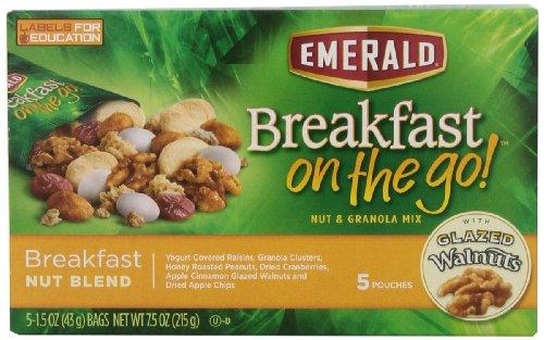 Emerald Breakfast Blend Granola Ounce