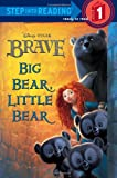 Big Bear, Little Bear (Disney/Pixar Brave) (Step into Reading)