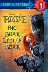 Big Bear, Little Bear (Step Into Reading - Level 1 - Quality)