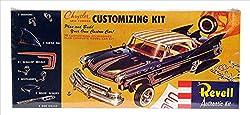 #1231 Revell Chrysler New Yorker 1/32 Scale Plastic Model Kit,Needs Assembly from Revell