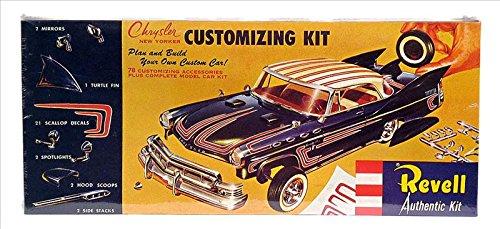 #1231 Revell Chrysler New Yorker 1/32 Scale Plastic Model Kit,Needs Assembly
