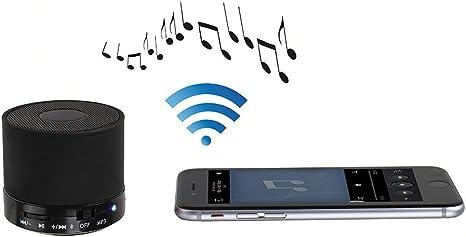 Clip Sonic Technology tes156 N Altavoz Bluetooth para Smartphone ...