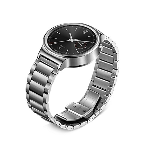 Huawei Watch Stainless Steel with Stainless Steel Link Band (U.S. Warranty) by Huawei (Image #6)
