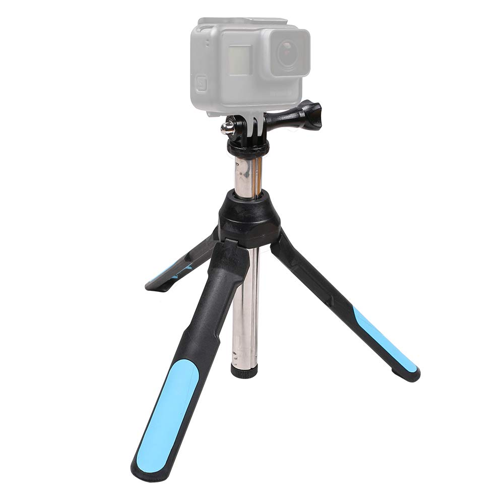 SUREWO Bluetooth Selfie Stick,Multi-Functional Extendable Monopod with Tripod & Remote Controller and Phone Holder Compatible GoPro Hero 6/5 and Most Action Cameras,iPhone,Samsung Galaxy,Google Phone by SUREWO