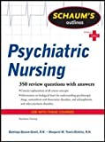 img - for Schaum's Outline of Psychiatric Nursing (Schaum's Outlines) book / textbook / text book