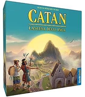 Devir Iberia 227307 Catan el Auge de Los Incas, Multicolor: Amazon.es: Juguetes y juegos