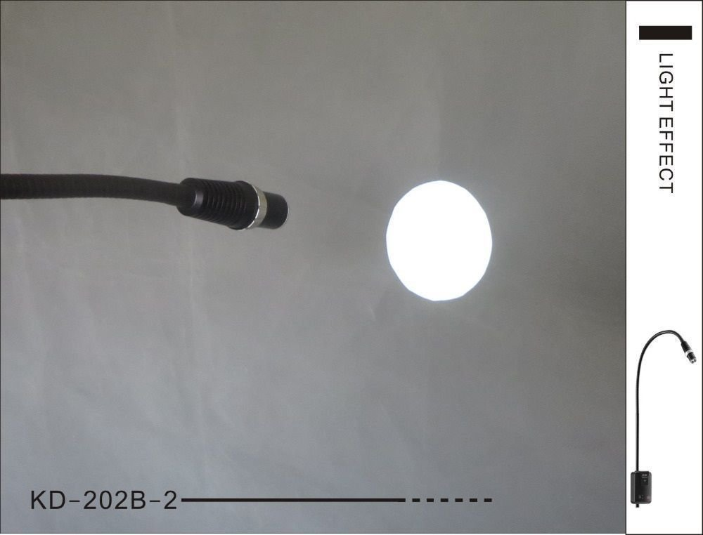 Doc.Royal 5W Focusable LED Surgical Medical Exam Examination Light Lamp KD-202B-2 W/Stand